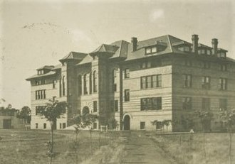 University of Louisiana at Lafayette - Photo of Southwest Louisiana Industrial Institute in Lafayette, LA