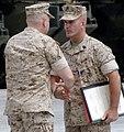 USMC-01406 - SgtMaj Bradley A. Kasal, USMC being awarded the Navy Cross.jpg
