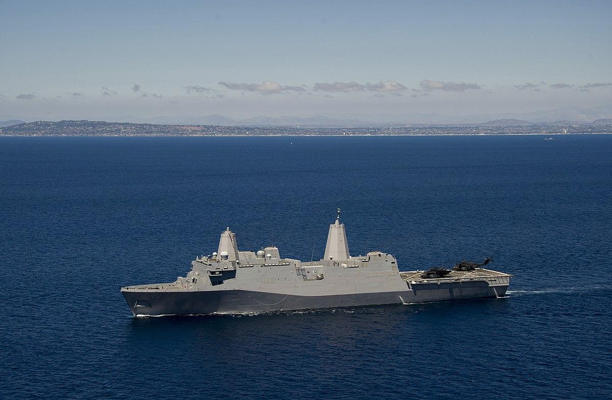 USS Anchorage (LPD-23) – Wikipedia