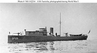 USS <i>Taniwha</i> (SP-129)
