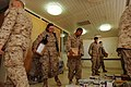 US Navy 061220-N-5758H-116 Sailors assigned to the 1st Medical Battalion, Camp Pendleton, search to find their mail during mail.jpg