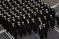 US Navy 090120-A-7359K-791 Midshipmen march down Pennsylvania Avenue during the 2009 Presidential Inaugural Parade in Washington.jpg