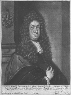 Zacharias Conrad von Uffenbach - Zacharias Conrad von Uffenbach