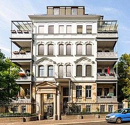 Ulrichstraße in Leipzig