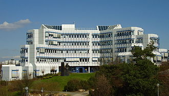 University of Trier - Faculty building