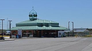 Unionville GO Station railway station in Markham, Canada