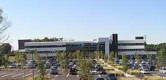 Unisys - Unisys HQ at Blue Bell, Pennsylvania