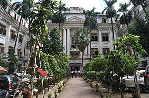 University of Calcutta cover