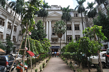 The University of Calcutta (also known as Calc...