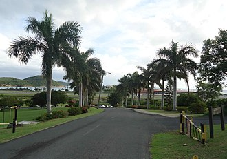 University of the Virgin Islands - View from campus