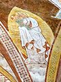 Urschalling Jakobskirche - Fresko Chor 1 Madonna Dornbusch.jpg