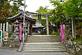 Urufushine-jinja, torii.jpg