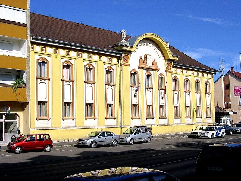 File:Városi Bíróság. - Marcali, Rákóczi u. 14. - panoramio.jpg