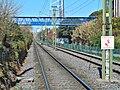 Vías del Tren de la Costa - panoramio.jpg