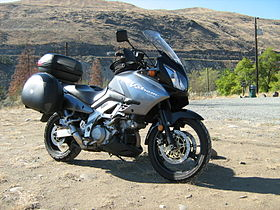 Image illustrative de l'article Suzuki DL 1000 V-Strom - Kawasaki 1000 KLV