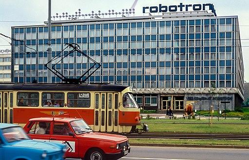 VEB Kombinat Robotron Dresden 1990