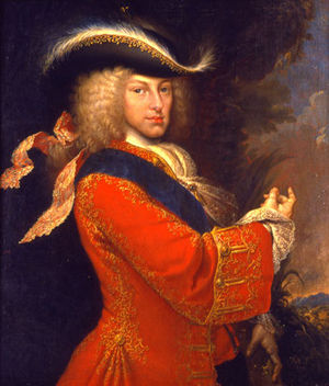 Philip V of Spain - Philip V of Spain in hunting attire