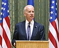 VP Biden and PM Yatsenyuk, Joint Statement, Kyiv, Ukriane, April 22, 2014 (13977916212).jpg