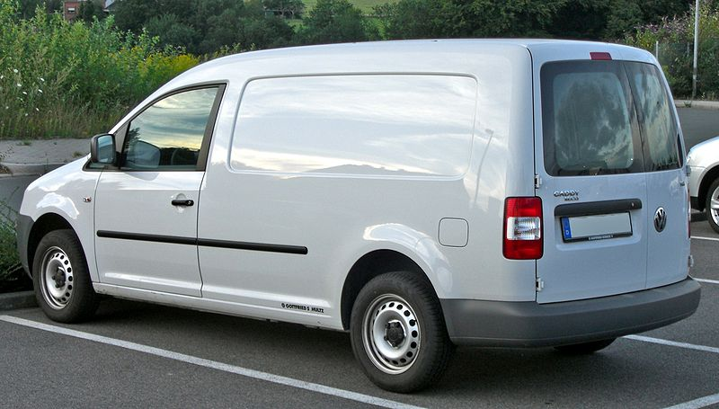 ファイル:VW Caddy Maxi rear-1.jpg