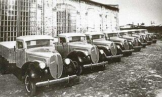 Ford-Vairogs car factory