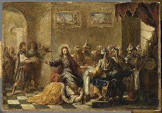 The Meal at the House of Simon