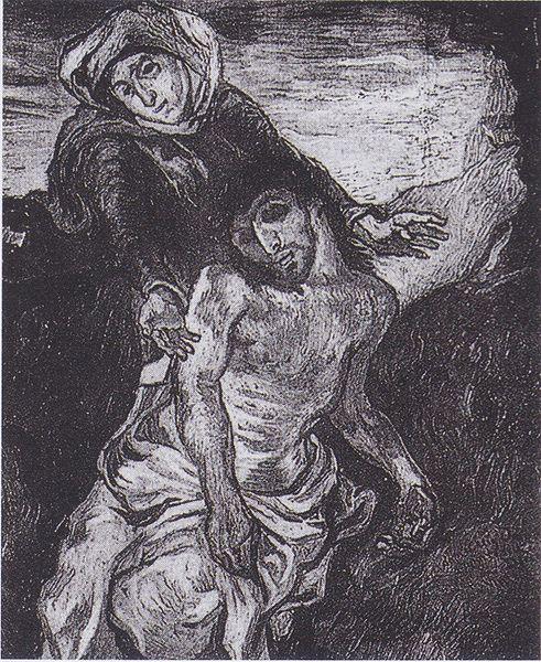 File:Van Gogh - Pietà (nach Delacroix)1.jpeg
