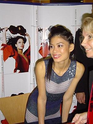 Popstar to Operastar - Image: Vanessa Mae