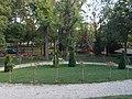 Vaszary Villa. Garden. - 2 Honvéd Street, Balatonfüred.JPG
