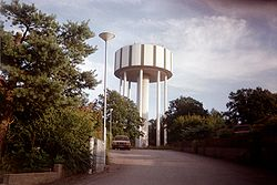 Watertower in Jämjö