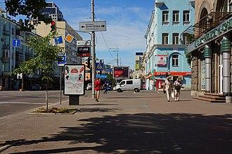 Holosiivskyi District - Image: Velyka Vasylkivska