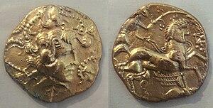 Veneti (Gaul) - Veneti coins, 5th-1st century BCE.