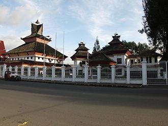 Kabanjahe - Verandah of Karo Regency