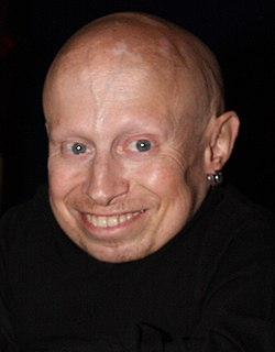 Verne Troyer American actor