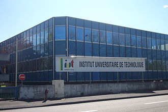 University Institutes of Technology - University Institute of Technology in Vesoul, France.
