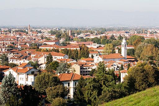 Vicenza Monte Berico Panorama-7