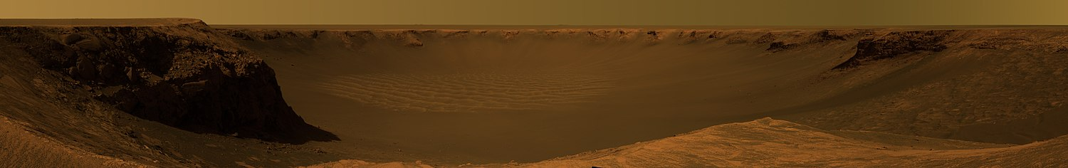 Thumb Mars Panoramic picture by NASA's Opportunity Rover