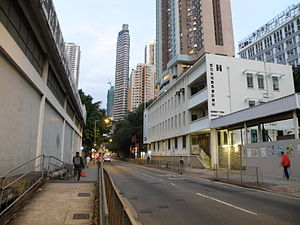 Victoria Road (north end).JPG