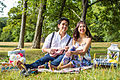 Vietnamese male and female having a picnic 04.jpg