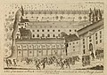 View of the Temple at Paris B. National Guard C. People in tumult, with the head of princess Lamballe the 1st of Sept.r 1792.jpg