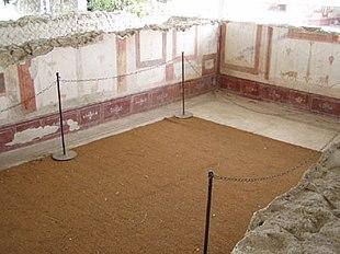 Villa di Livia Drusilla.