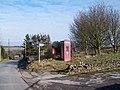 Village Centre, Green Moor, near Wortley - geograph.org.uk - 1750932.jpg