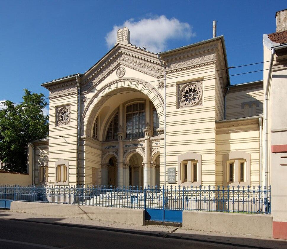 Vilniaus sinagoga