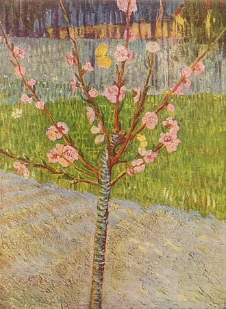 Almond Blossoms - Image: Vincent Willem van Gogh 013