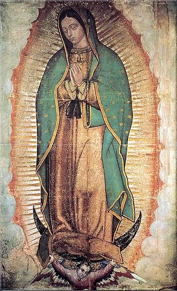 Virgen de Guadalupe 1531