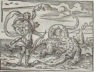 Аполлон и Пифон
