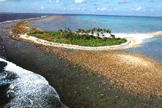 Lakshadweep - Viringili, an island in Southeastern Lakshadweep