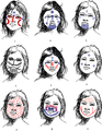 Visar ansiktsmålning och tatuering.png