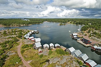 An aerial view of the Aland Islands Visit Aland (11945959246).jpg