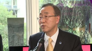 File:Visit of Mr Ban Ki-moon, Secretary-General of the United Nations.webm