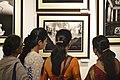 Visitors - Group Exhibition - PAD - Kolkata 2016-07-29 5144.JPG